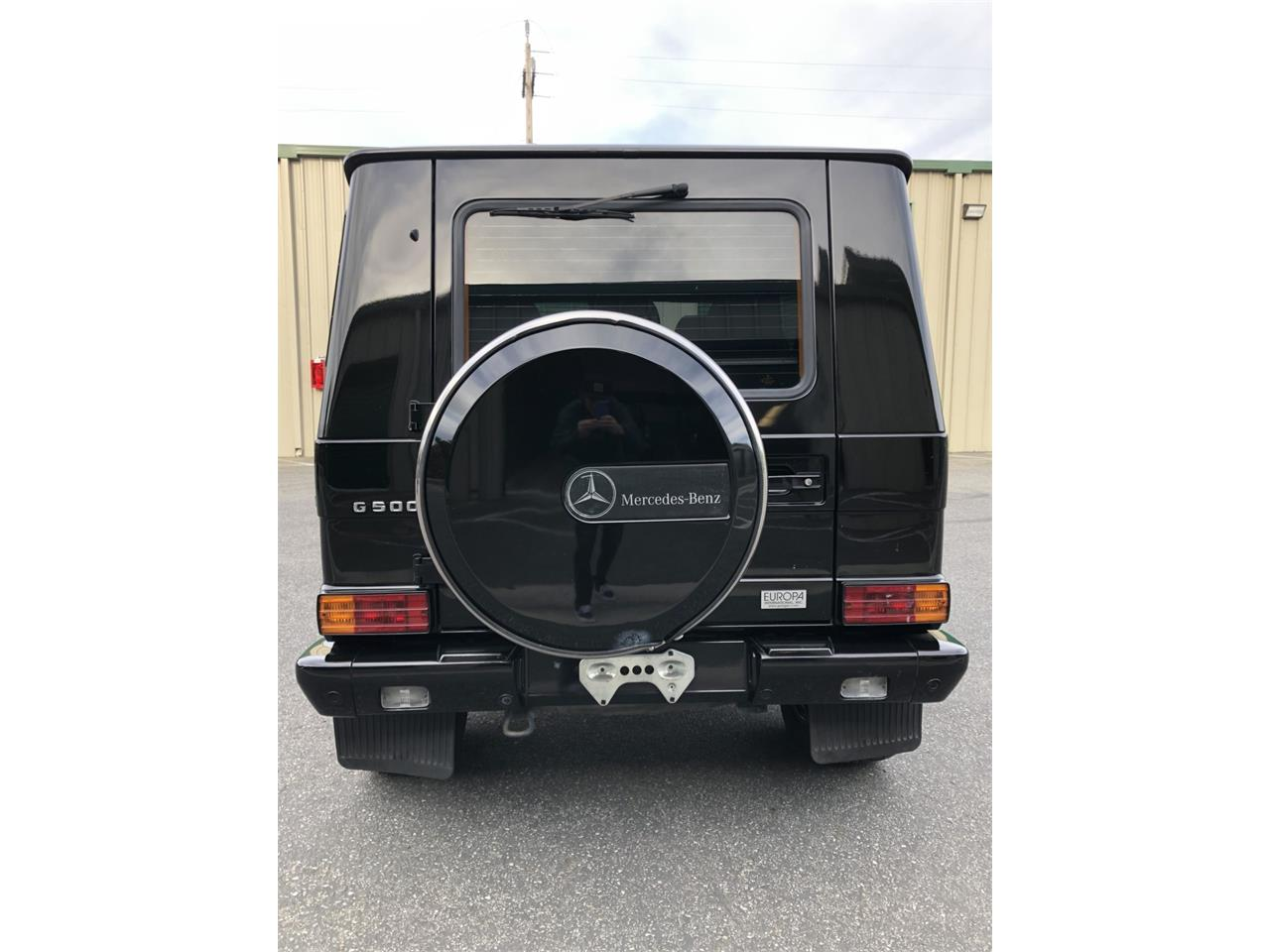 Large Picture of '01 G500 - PWW7