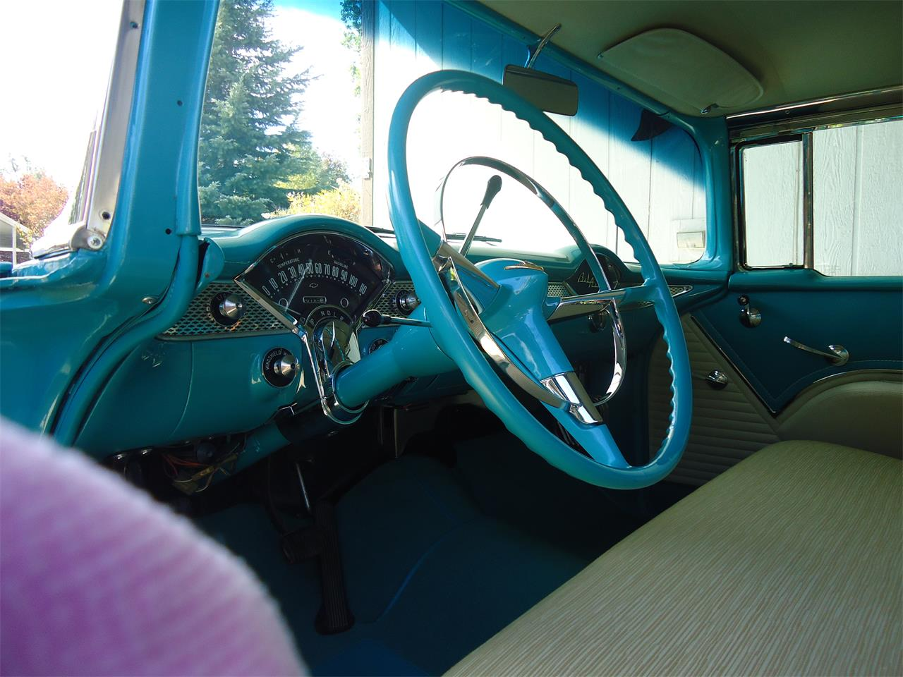 Large Picture of '55 Bel Air - PWWA