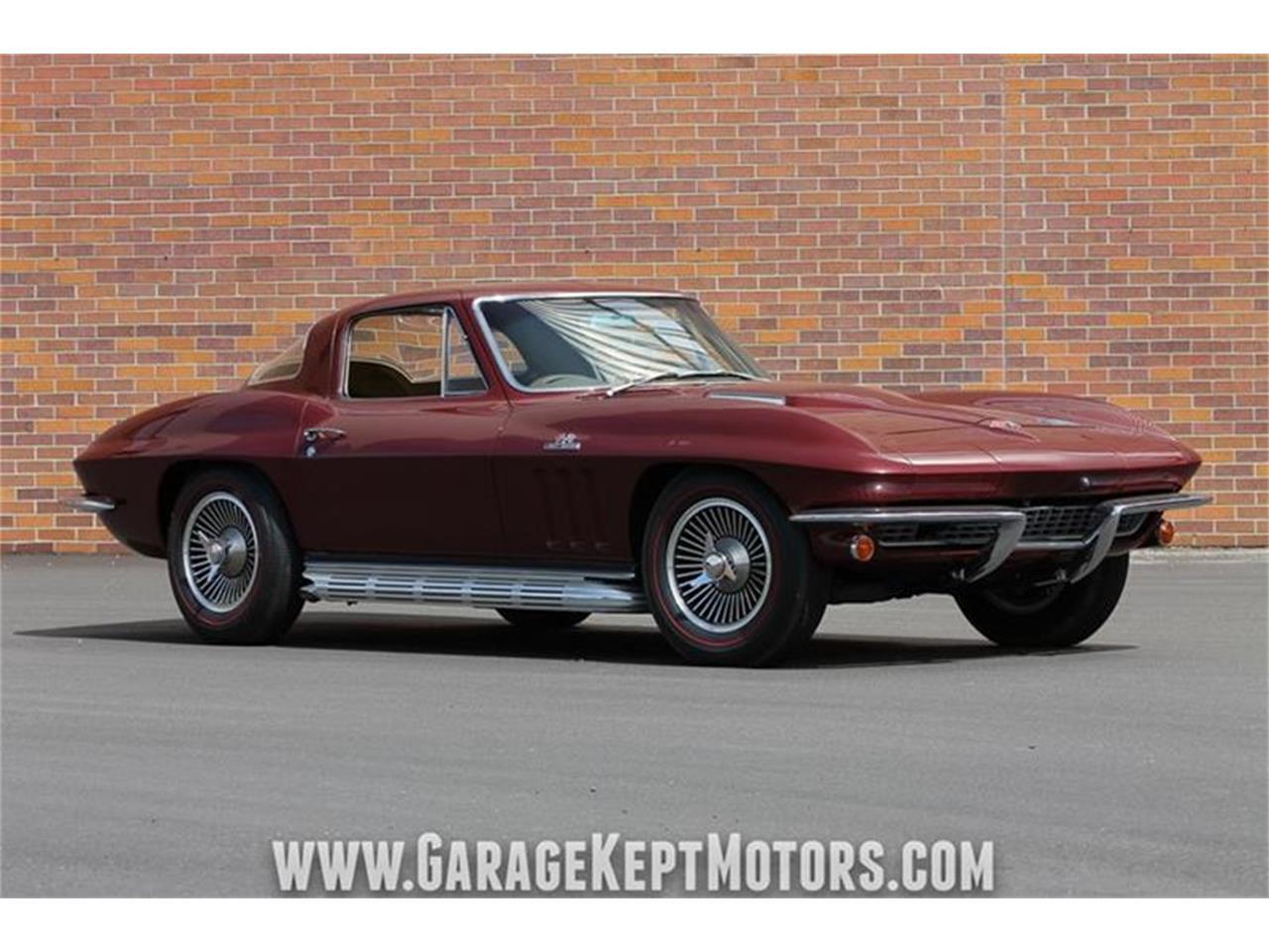 For Sale: 1966 Chevrolet Corvette in Grand Rapids, Michigan