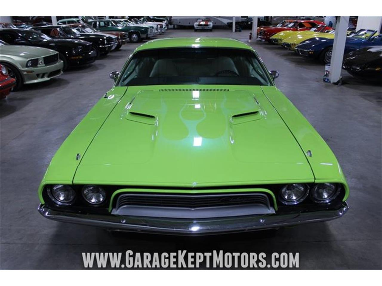 Large Picture of '73 Challenger - PWX2