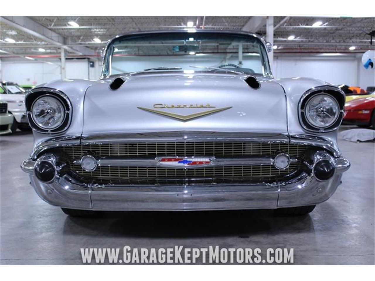 Large Picture of '57 Bel Air - PWX4