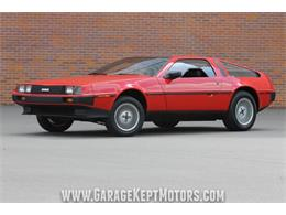 Picture of 1981 DeLorean DMC-12 Offered by Garage Kept Motors - PWX6