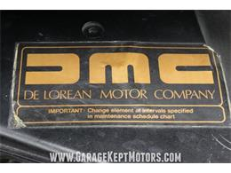 Picture of '81 DMC-12 located in Grand Rapids Michigan Offered by Garage Kept Motors - PWX6