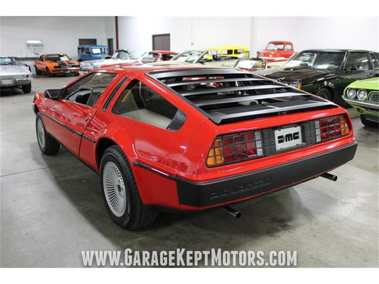 Large Picture of '81 DMC-12 - PWX6