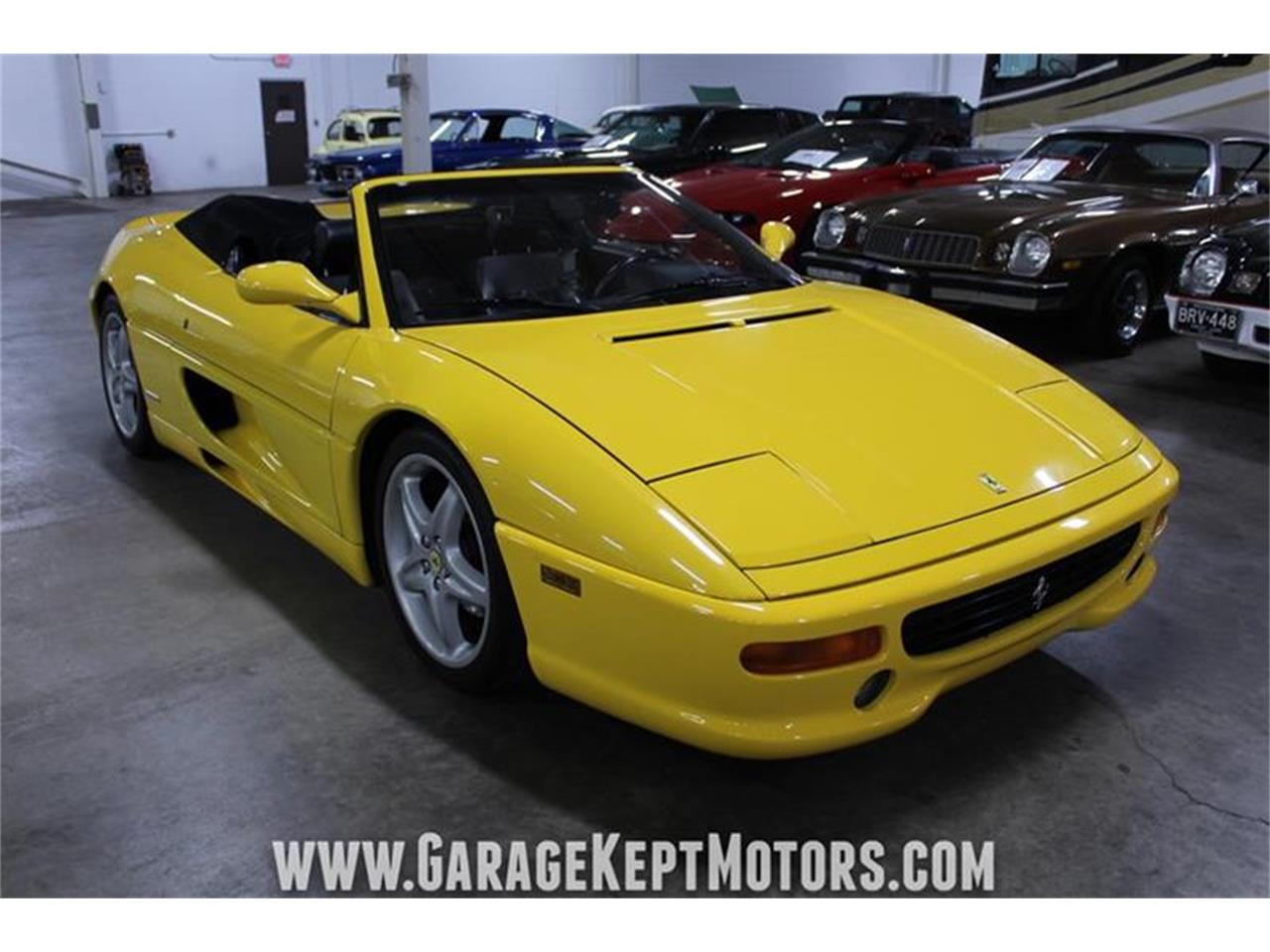 Large Picture of '97 Ferrari F355 located in Michigan - $59,900.00 Offered by Garage Kept Motors - PWXC