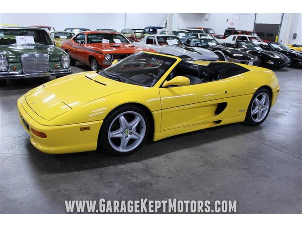 Large Picture of 1997 Ferrari F355 located in Grand Rapids Michigan - $59,900.00 - PWXC