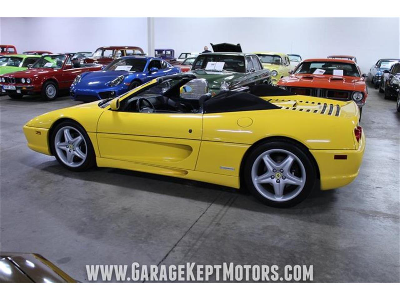 Large Picture of 1997 F355 located in Michigan Offered by Garage Kept Motors - PWXC