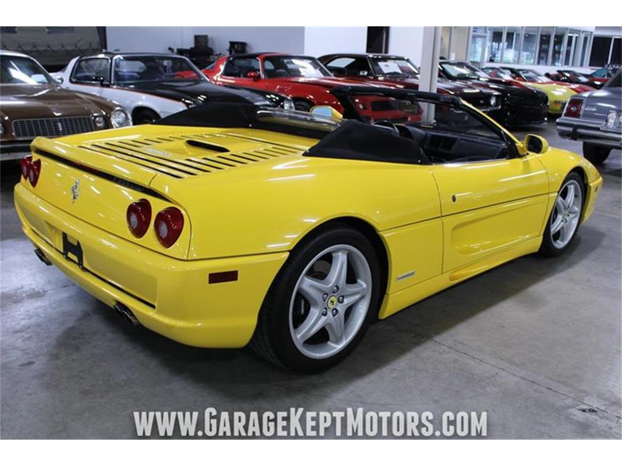 Large Picture of 1997 Ferrari F355 - PWXC