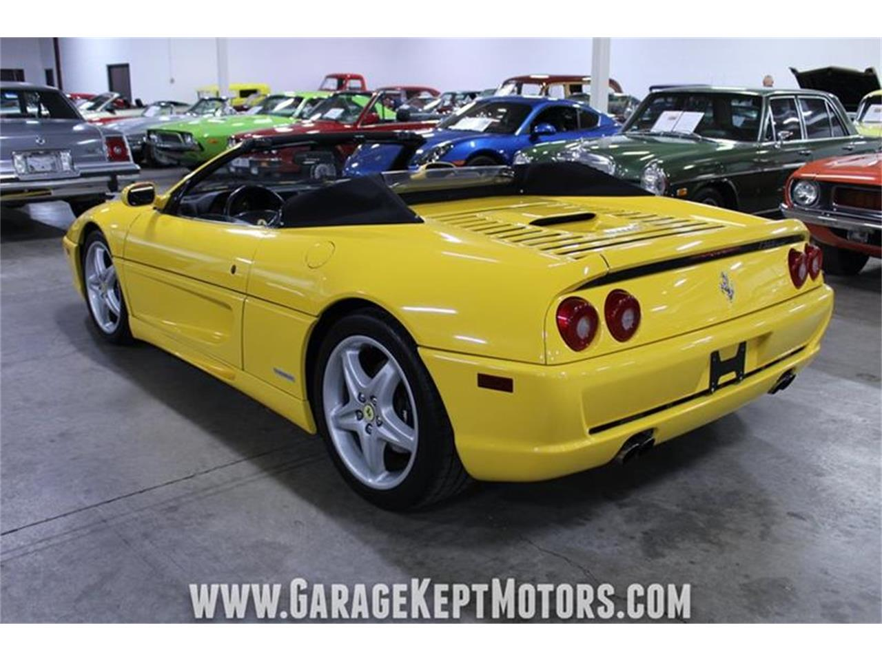 Large Picture of '97 F355 Offered by Garage Kept Motors - PWXC