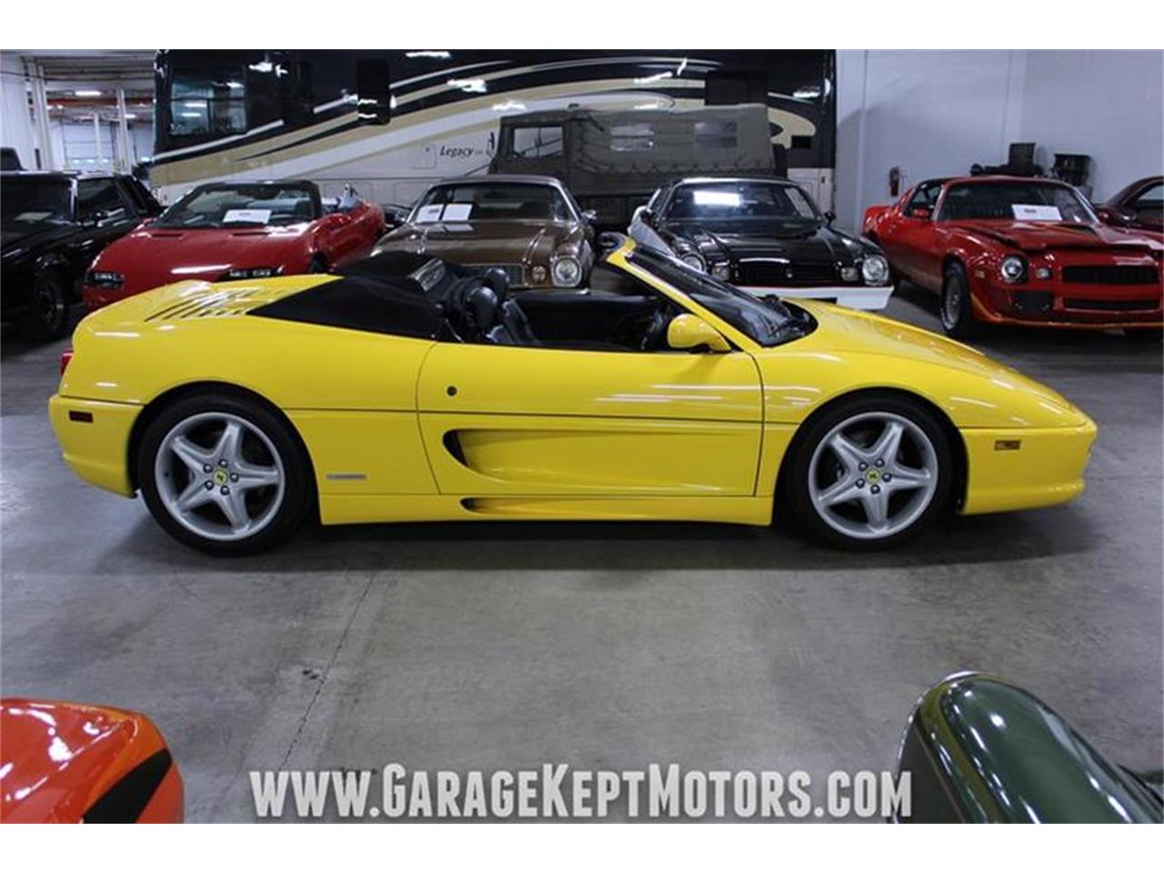 Large Picture of '97 Ferrari F355 located in Grand Rapids Michigan Offered by Garage Kept Motors - PWXC