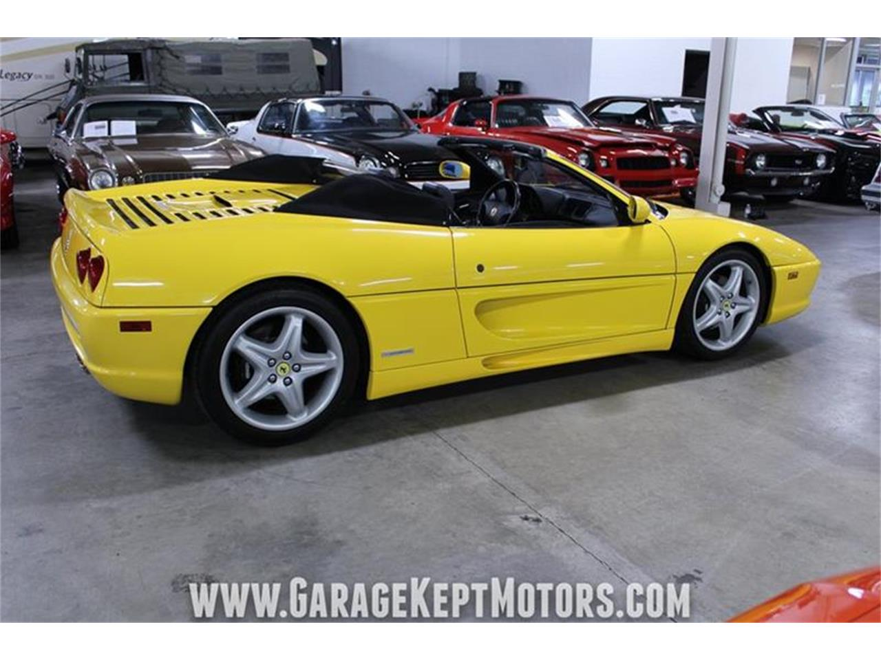 Large Picture of '97 Ferrari F355 located in Michigan - PWXC