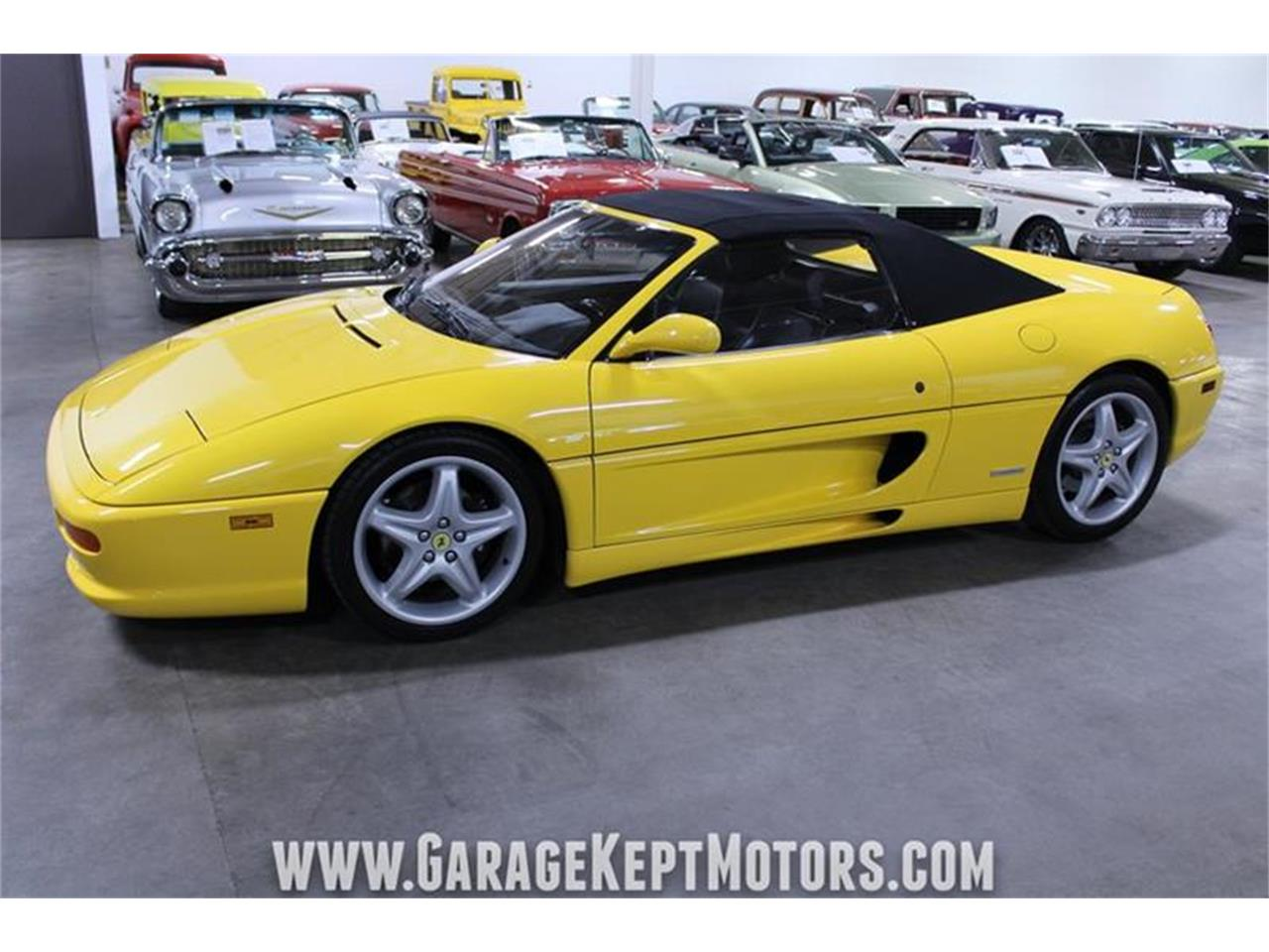 Large Picture of 1997 F355 located in Michigan - $59,900.00 Offered by Garage Kept Motors - PWXC