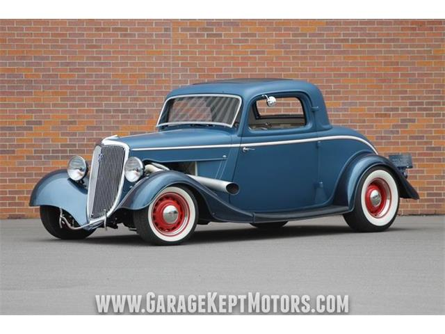 Picture of '34 3-Window Coupe - PWXF