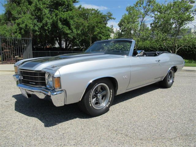 Picture of 1972 Chevelle SS located in Simi Valley California - PWXM