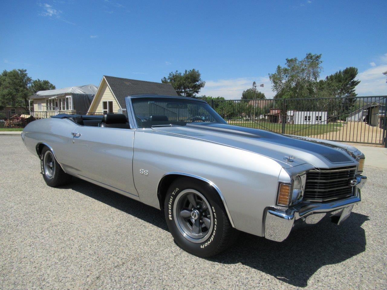 Large Picture of '72 Chevelle SS - PWXM
