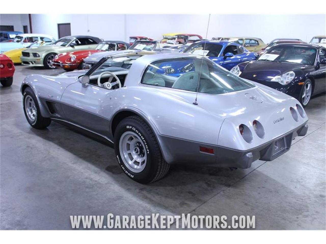 Large Picture of '78 Corvette located in Grand Rapids Michigan - PWXN