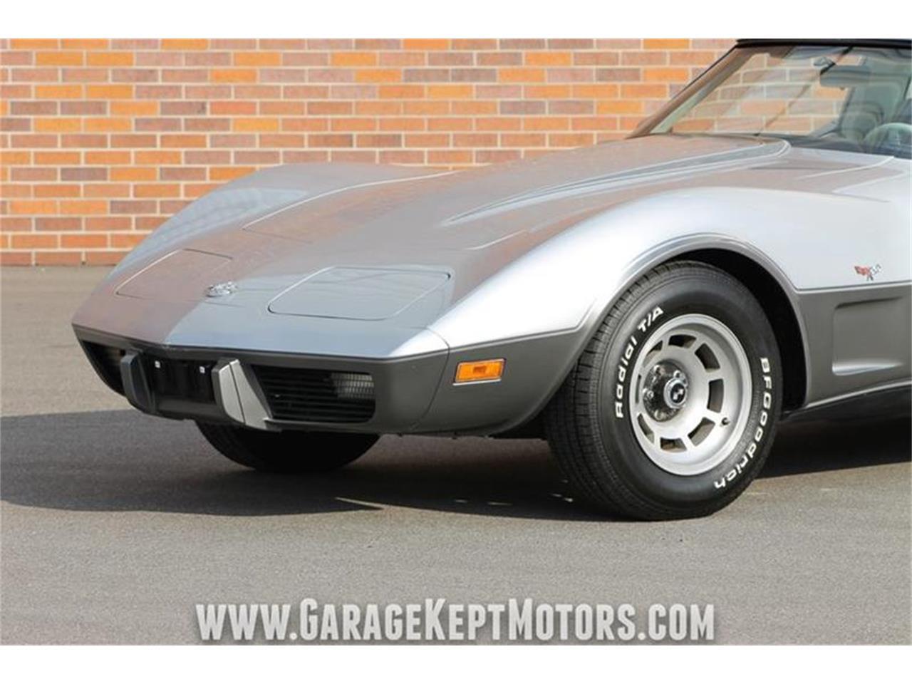 Large Picture of '78 Chevrolet Corvette located in Grand Rapids Michigan - PWXN
