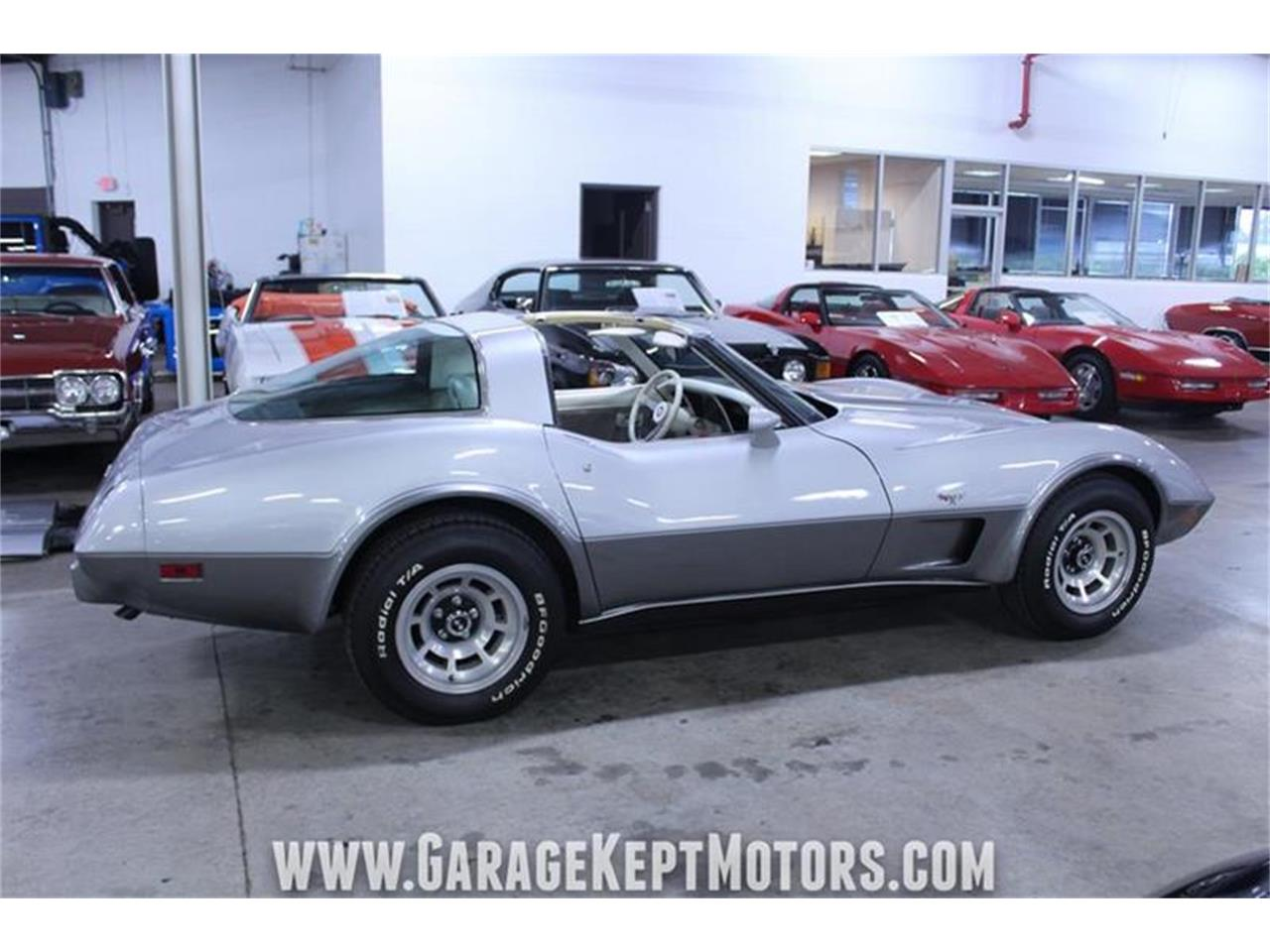 Large Picture of 1978 Chevrolet Corvette - $10,900.00 Offered by Garage Kept Motors - PWXN