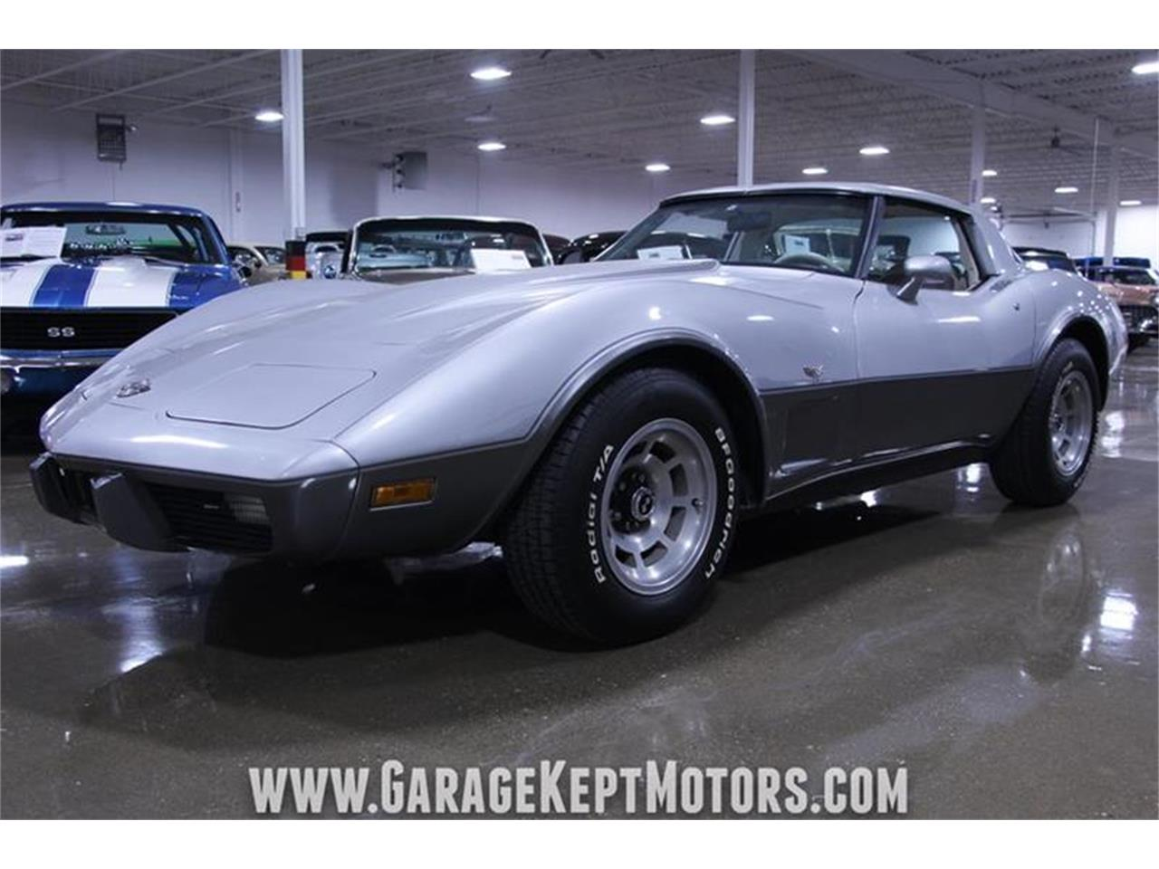 Large Picture of '78 Chevrolet Corvette located in Michigan - $10,900.00 Offered by Garage Kept Motors - PWXN