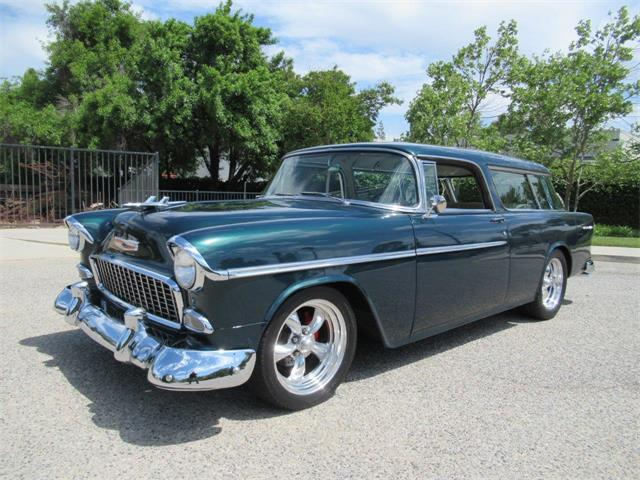 Picture of 1955 Chevrolet Bel Air Nomad located in Simi Valley California Offered by  - PWXS