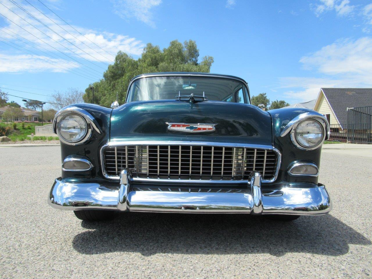 Large Picture of '55 Bel Air Nomad - PWXS