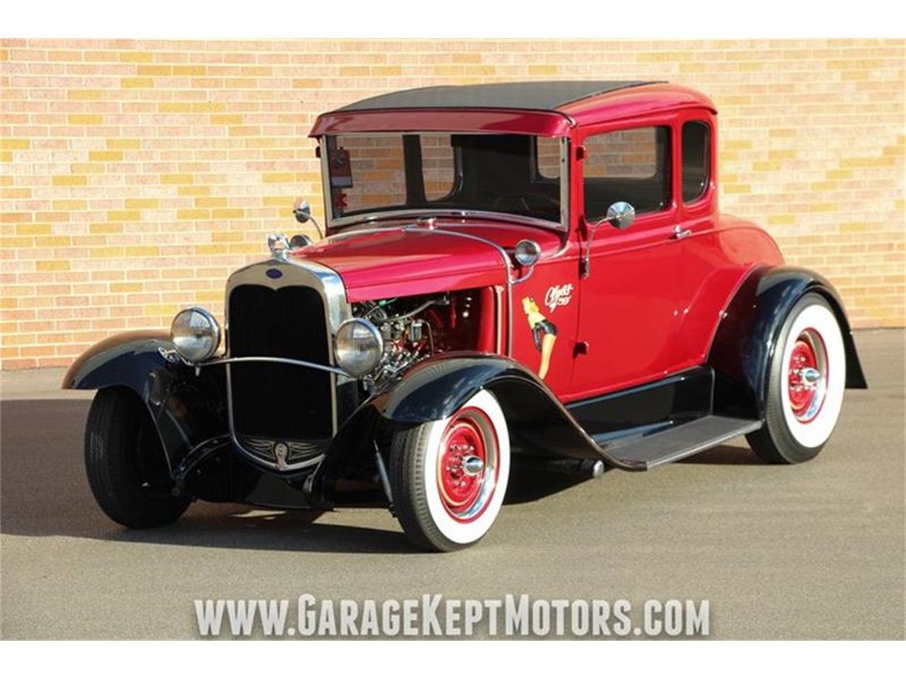 Large Picture of '31 Coupe - PWXX