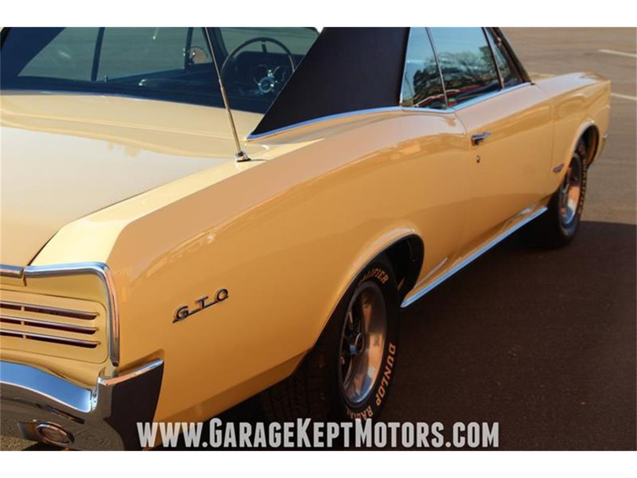 Large Picture of '66 GTO - PWXY
