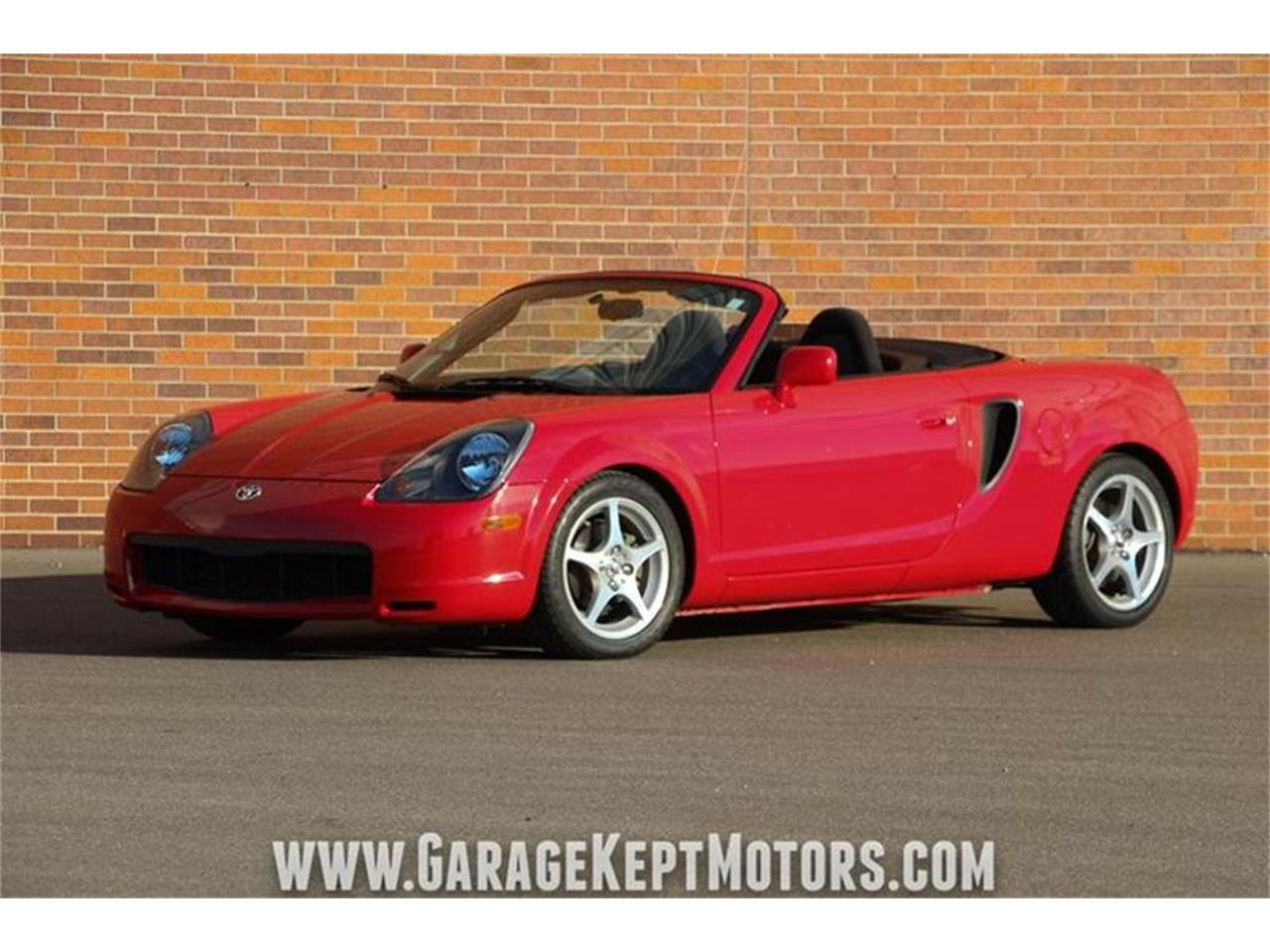 For Sale 2001 Toyota Mr2 Spyder In Grand Rapids Michigan