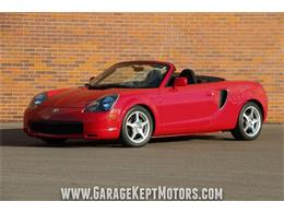Picture of '01 MR2 Spyder - PWY3