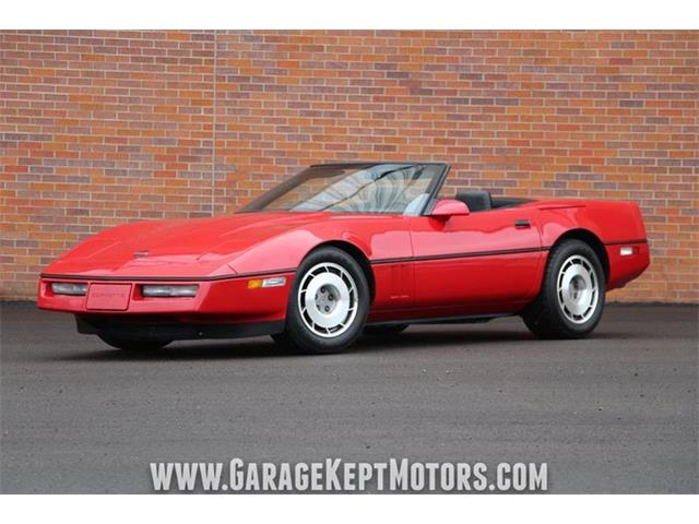 Picture of '87 Corvette - PWY5