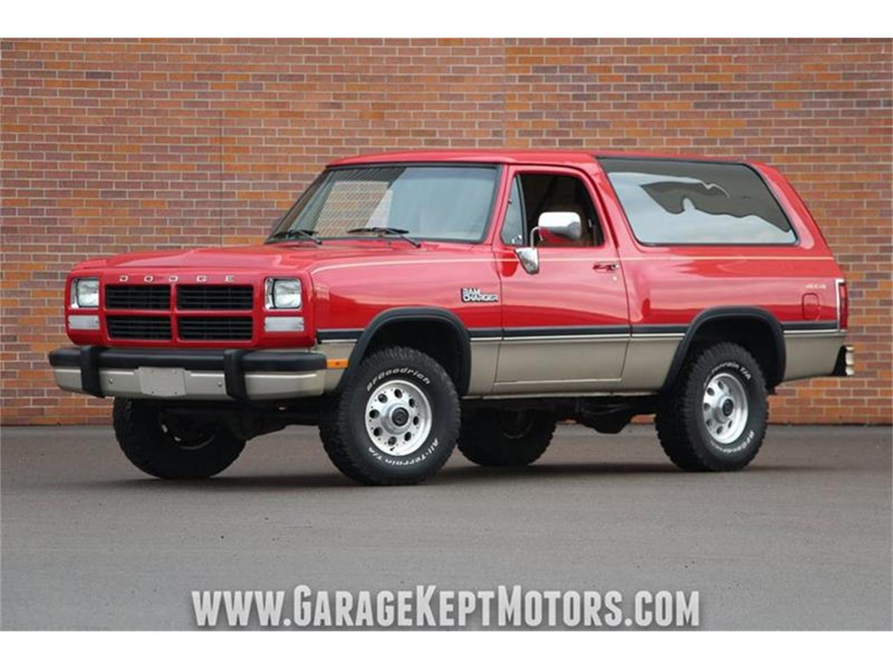 For Sale 1993 Dodge Ramcharger In Grand Rapids Michigan