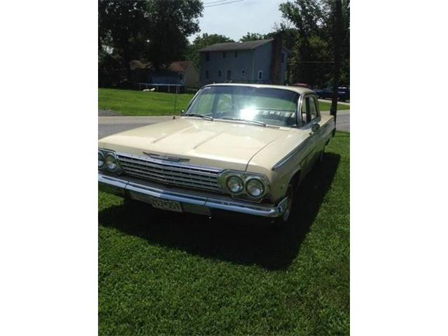 Picture of Classic '62 Bel Air located in New York - $12,500.00 - PQMN