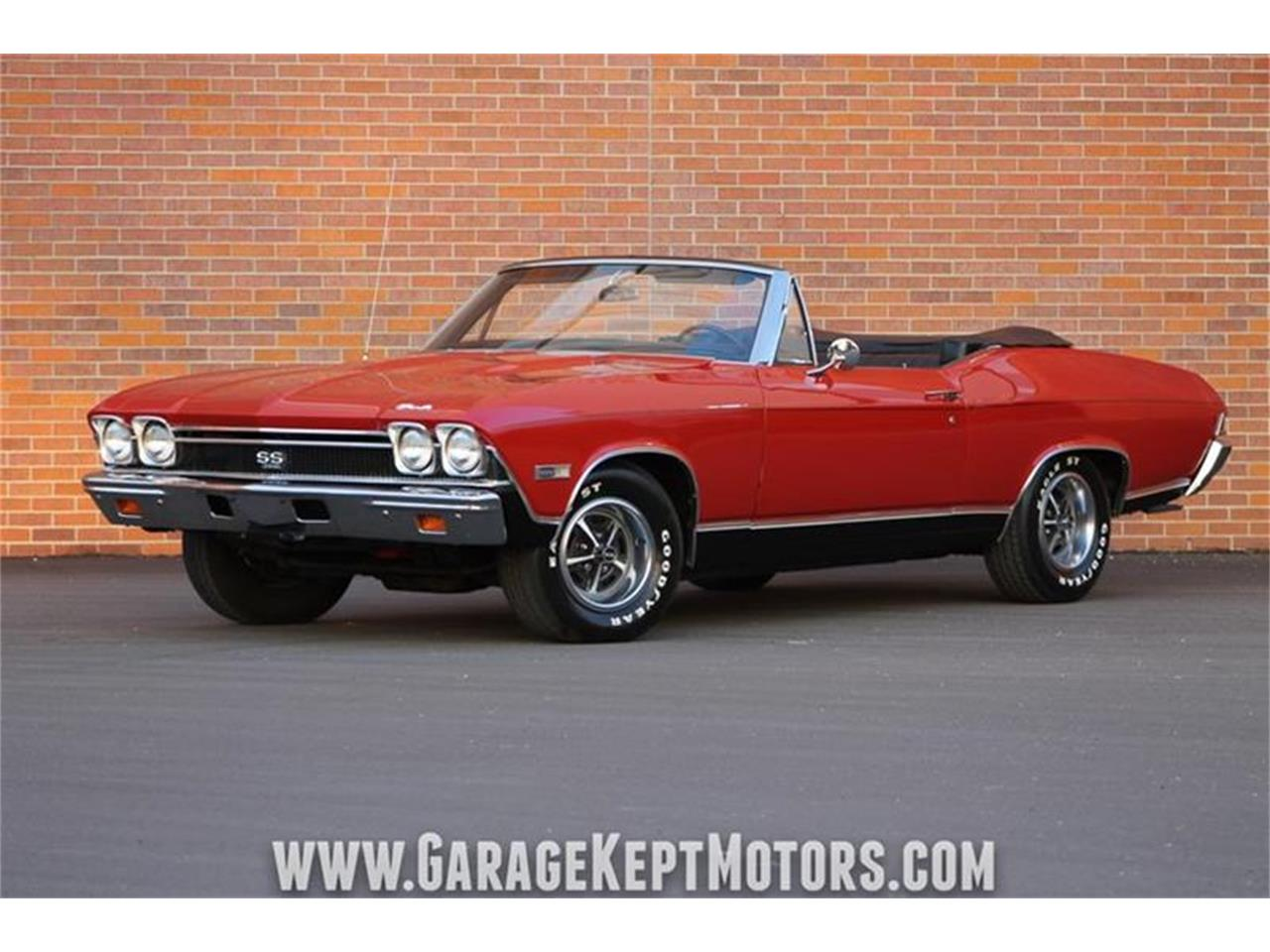 Large Picture of Classic '68 Chevrolet Chevelle - $49,900.00 Offered by Garage Kept Motors - PWYE