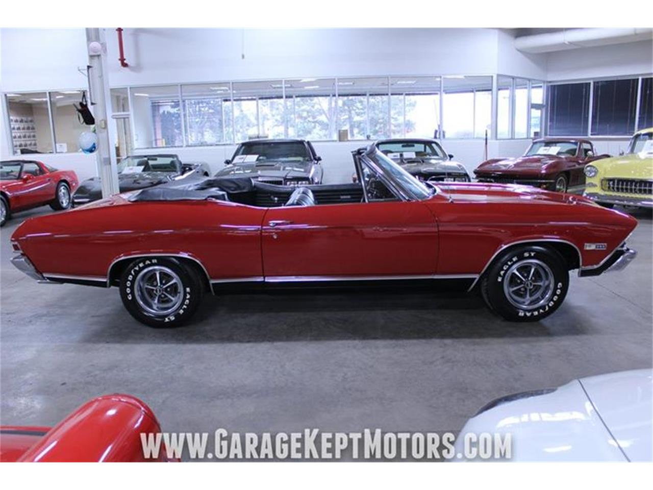 Large Picture of 1968 Chevelle located in Grand Rapids Michigan - PWYE