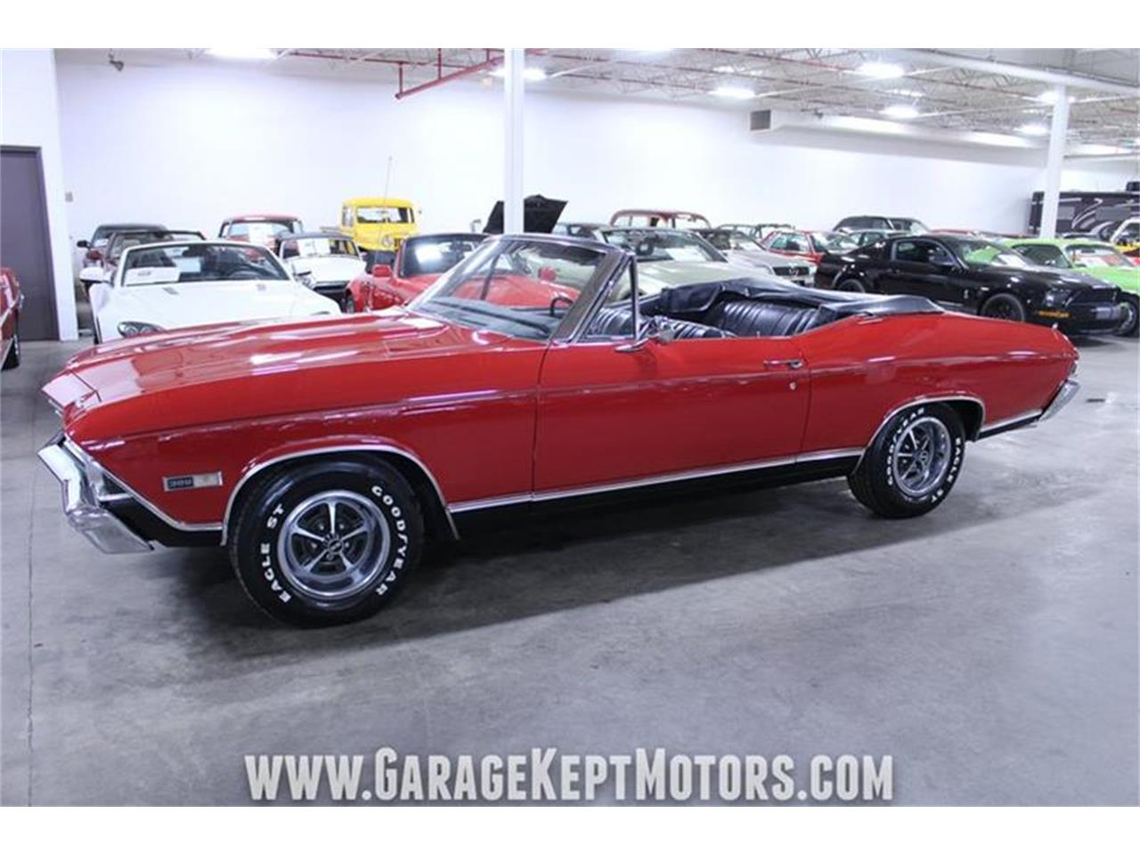 Large Picture of Classic 1968 Chevrolet Chevelle located in Michigan - $49,900.00 - PWYE