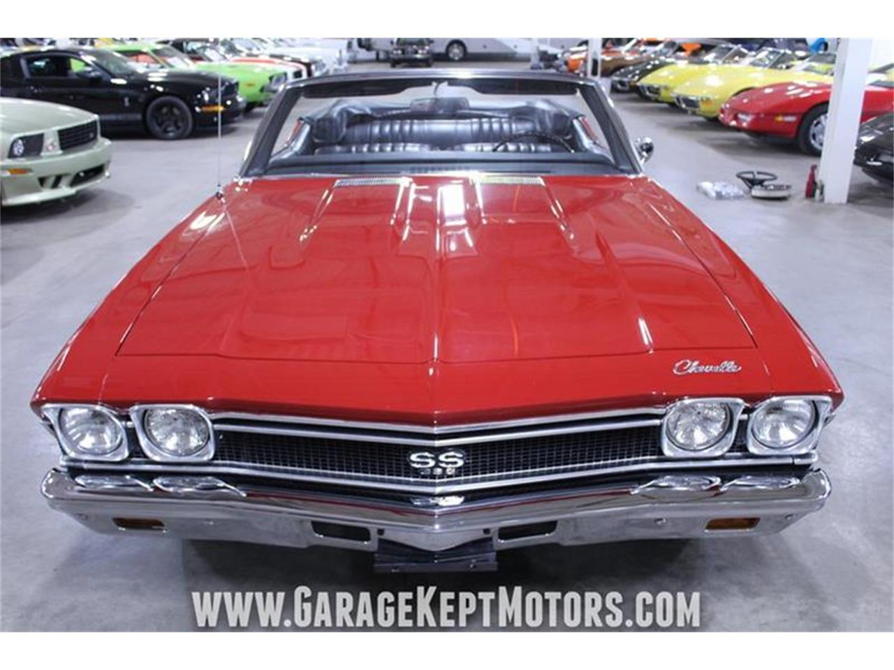 Large Picture of 1968 Chevrolet Chevelle Offered by Garage Kept Motors - PWYE
