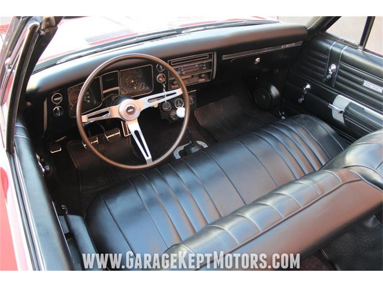Large Picture of Classic '68 Chevrolet Chevelle located in Grand Rapids Michigan - $49,900.00 Offered by Garage Kept Motors - PWYE