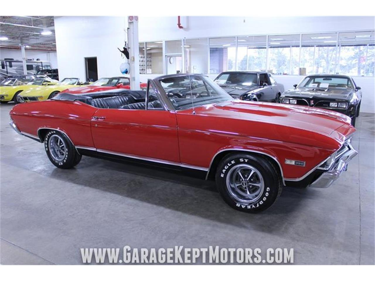 Large Picture of Classic 1968 Chevrolet Chevelle - $49,900.00 Offered by Garage Kept Motors - PWYE