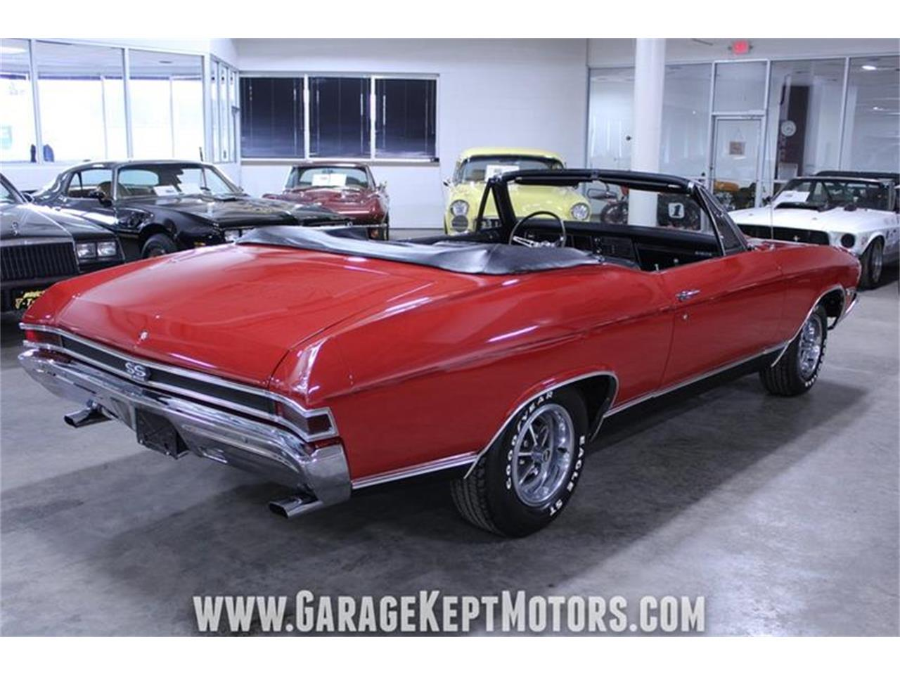 Large Picture of Classic '68 Chevrolet Chevelle - $49,900.00 - PWYE