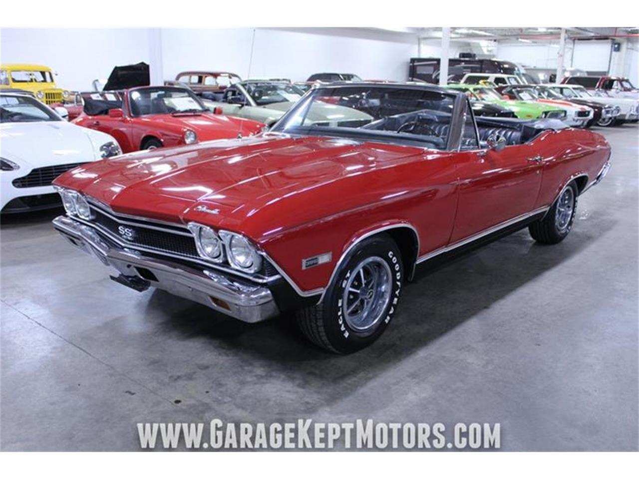 Large Picture of 1968 Chevelle Offered by Garage Kept Motors - PWYE