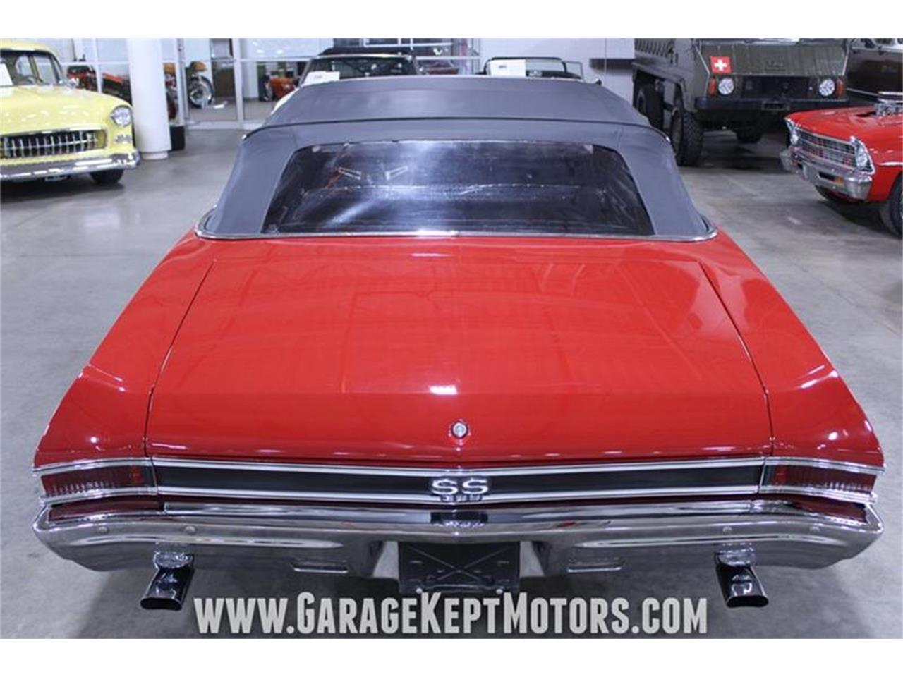 Large Picture of Classic '68 Chevelle located in Michigan - $49,900.00 Offered by Garage Kept Motors - PWYE