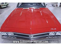 Picture of Classic '68 Chevrolet Chevelle located in Michigan Offered by Garage Kept Motors - PWYE