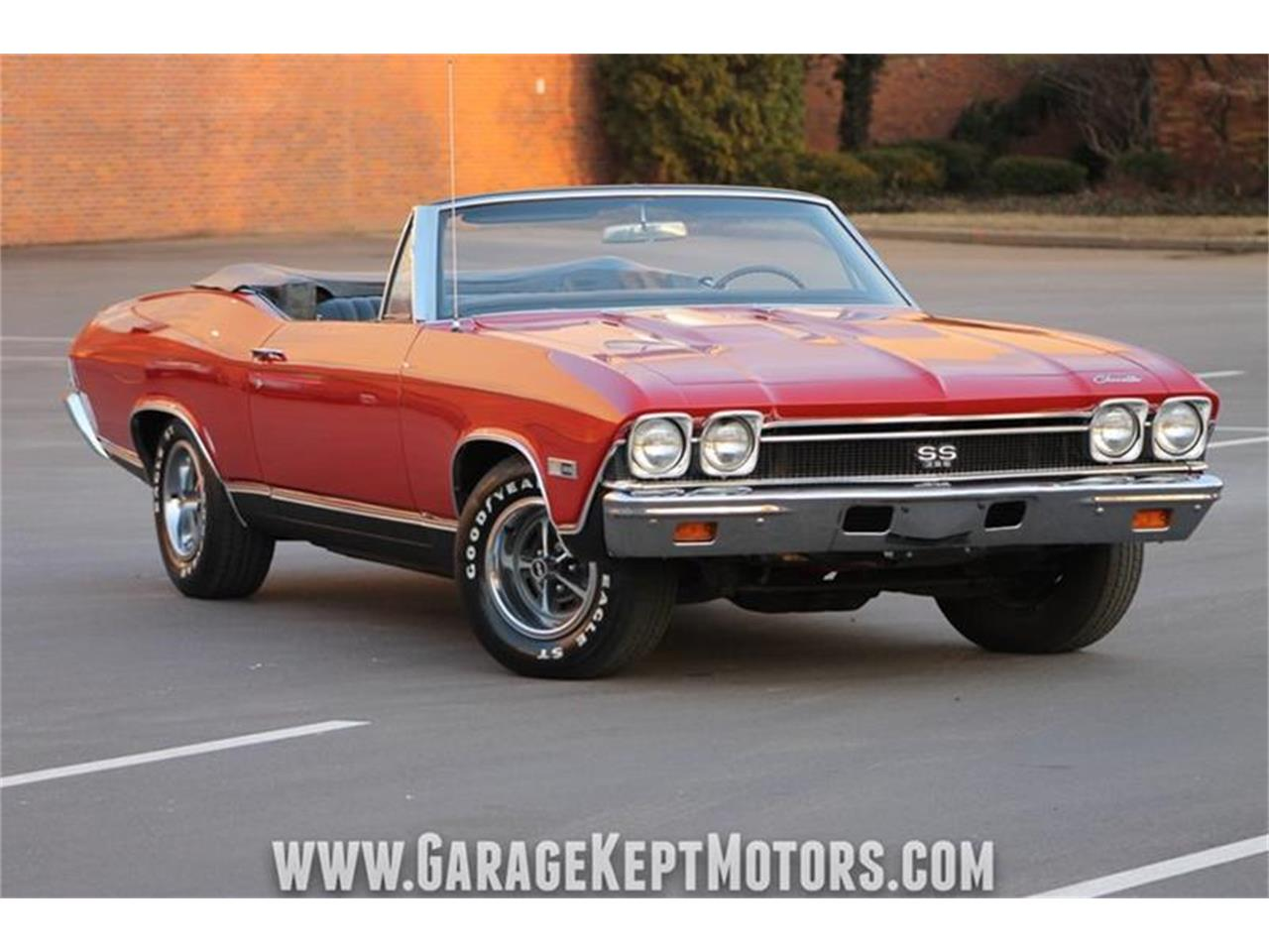 Large Picture of '68 Chevrolet Chevelle located in Grand Rapids Michigan - $49,900.00 Offered by Garage Kept Motors - PWYE