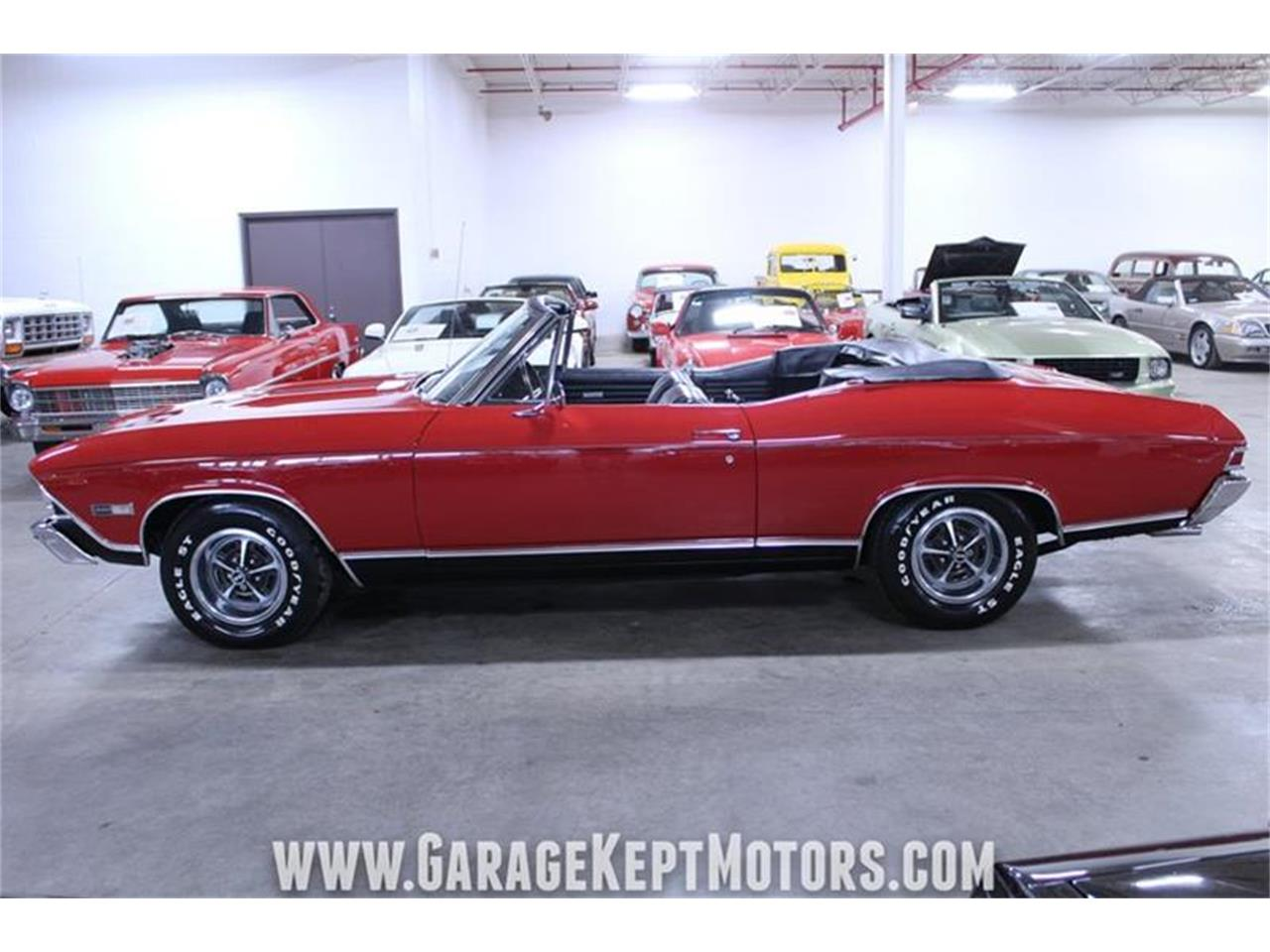 Large Picture of Classic 1968 Chevelle - PWYE