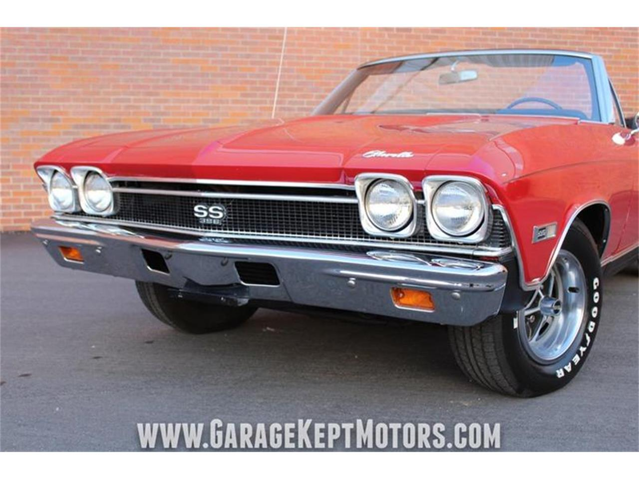 Large Picture of Classic 1968 Chevrolet Chevelle located in Grand Rapids Michigan Offered by Garage Kept Motors - PWYE