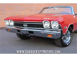 Picture of '68 Chevrolet Chevelle Offered by Garage Kept Motors - PWYE