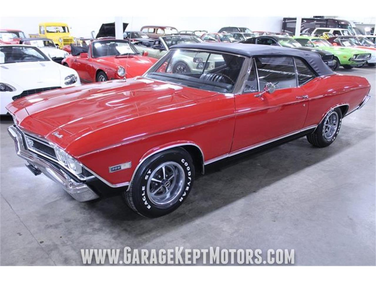 Large Picture of '68 Chevelle - $49,900.00 Offered by Garage Kept Motors - PWYE