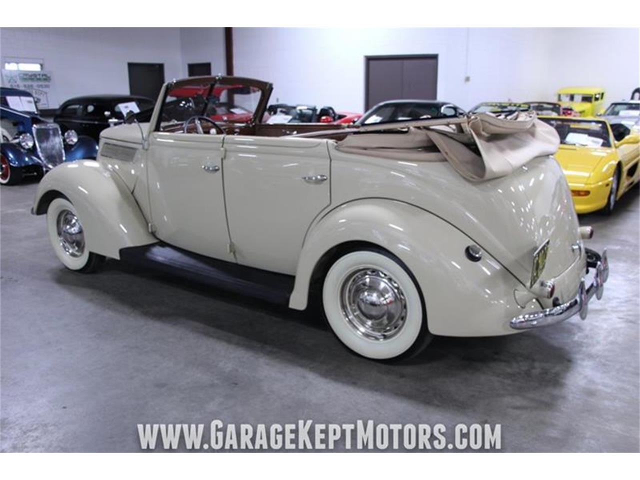 Large Picture of Classic 1937 Deluxe located in Michigan - PWYL