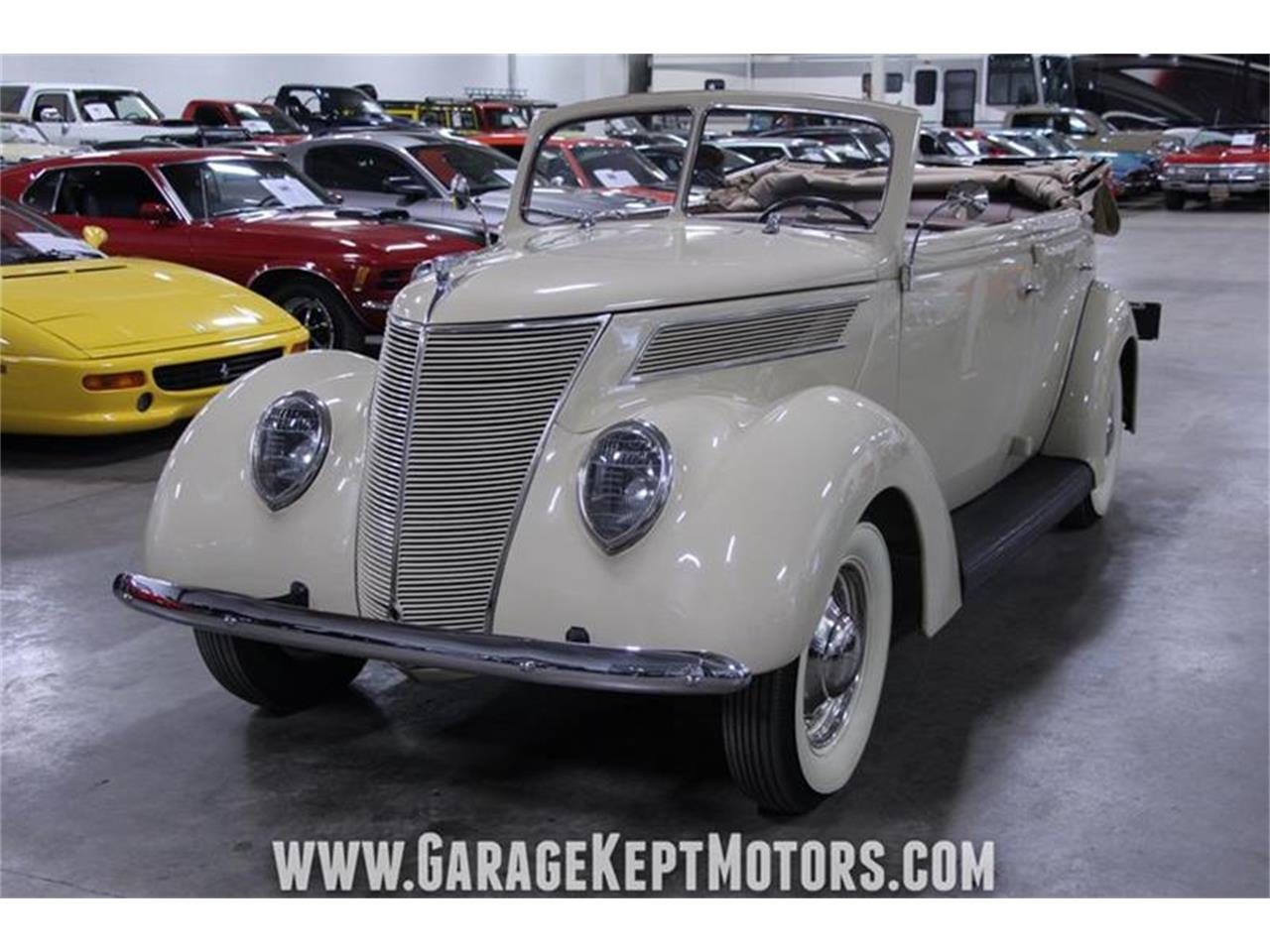 Large Picture of 1937 Ford Deluxe - $39,500.00 Offered by Garage Kept Motors - PWYL