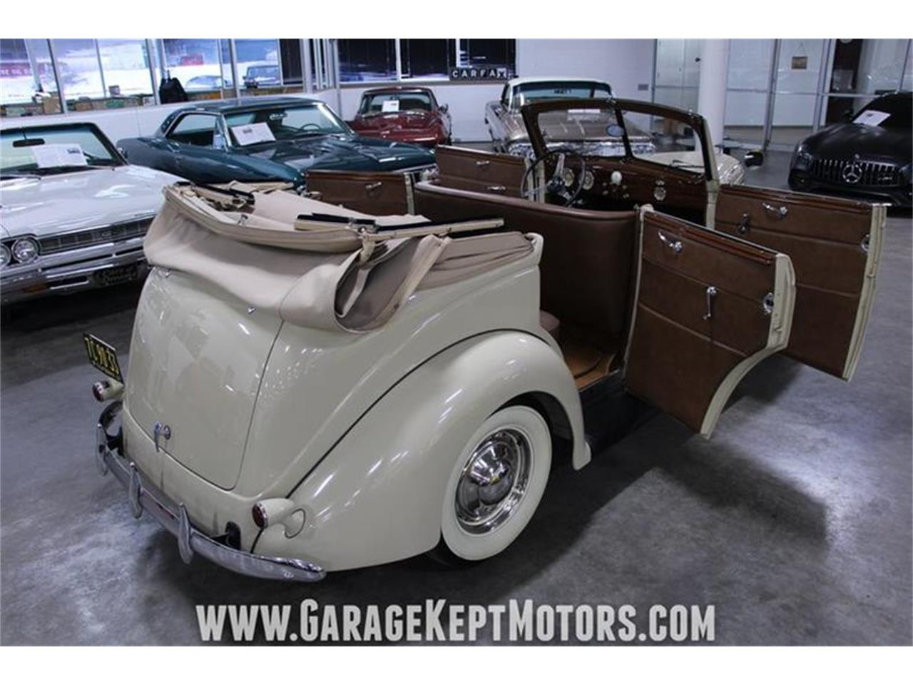 Large Picture of Classic 1937 Deluxe located in Michigan Offered by Garage Kept Motors - PWYL